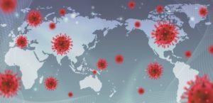 新型コロナウイルス(COVID-19)パンデミック、蔓延